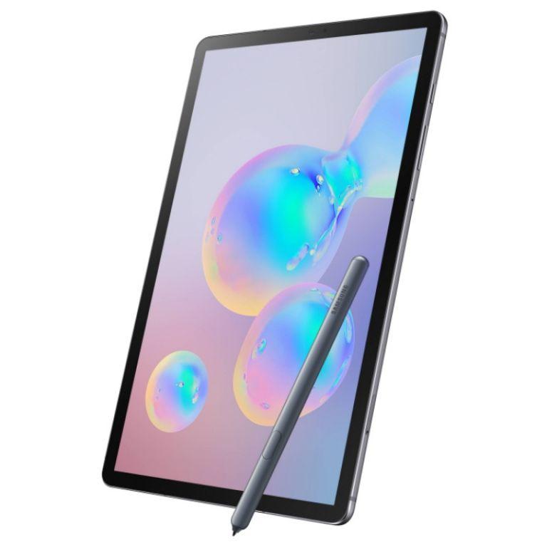 Éste es el Galaxy Tab S6, el nuevo tablet de Samsung