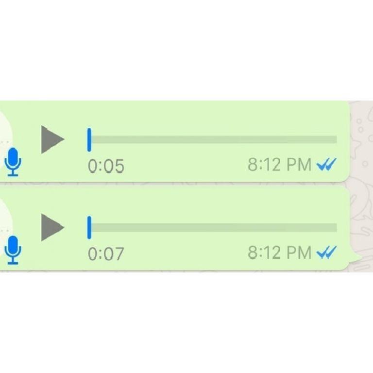 WhatsApp: este es el truco para escuchar audios sin que se marquen las palomitas azules