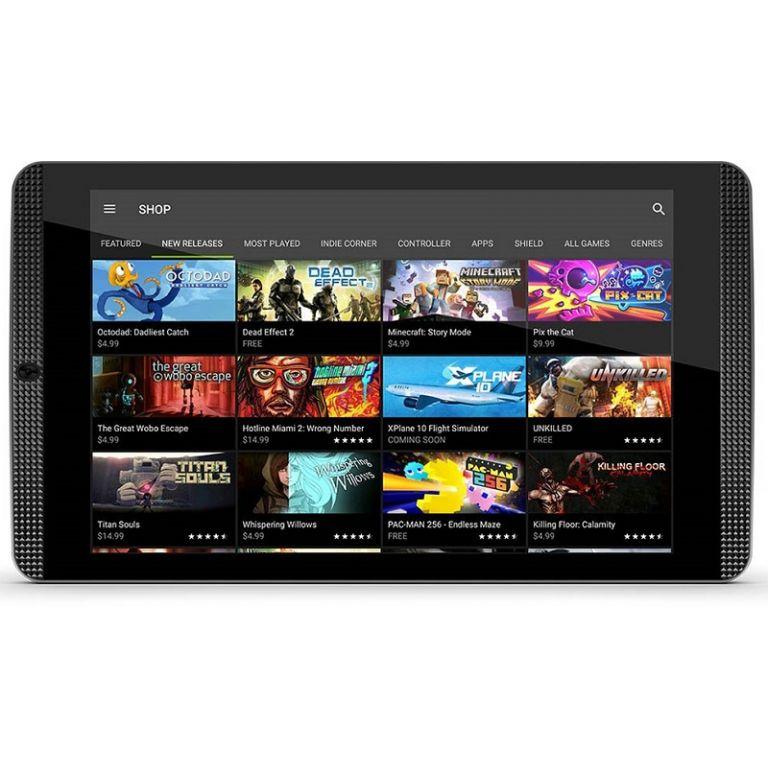 Android 6.0 Marshmallow ya está disponible para la NVIDIA Shield Tablet